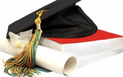 Private candidate Anjum Shaheen tops KIU B. Ed exam