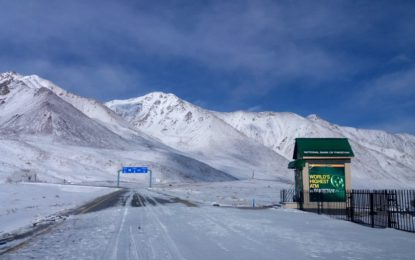 27 Fresh Photographs of the Khunjrab Top