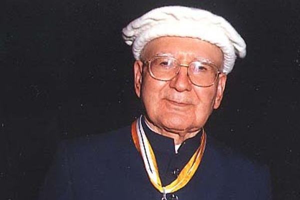 Allama Nasir-al-Din Nasir Hunzai has passed away