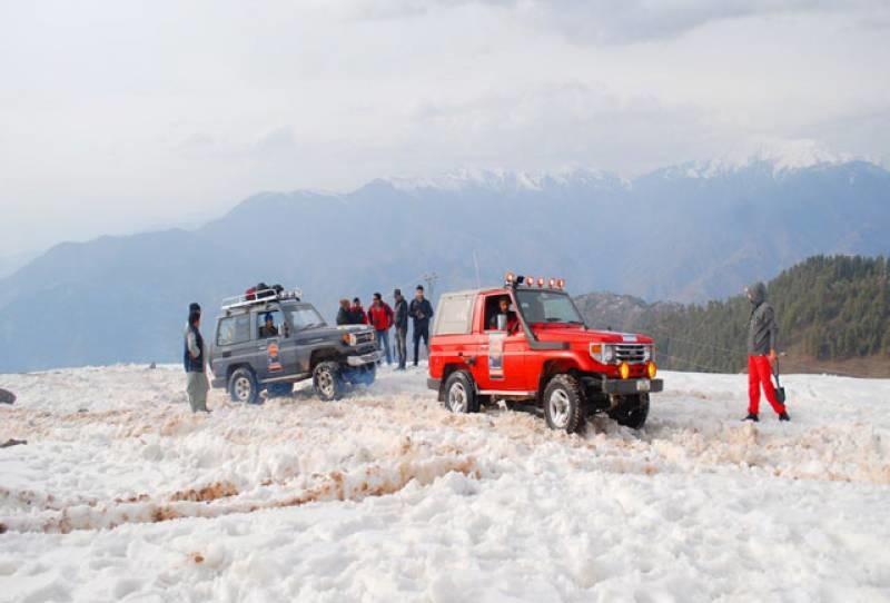 Lowari Top Jeep Rally a cruel joke with the people of Chitral: Haji Shafa