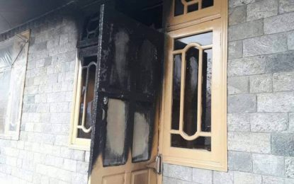 Gilgit: NAB officer's house attacked, two suspects arrested
