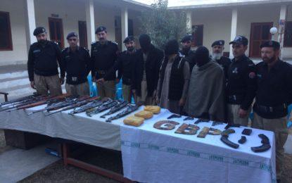 Diamer police foils terror plot