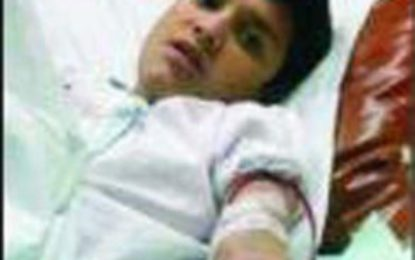 Help Appeal: 14-year-old boy suffering due to failure of both kidneys