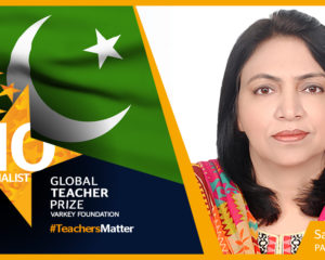 Salima Begum from Gilgit-Baltistan among top 10 finalists for Global Teacher Award