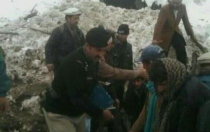 10 victims of Chitral Avalanche catastrophes identified