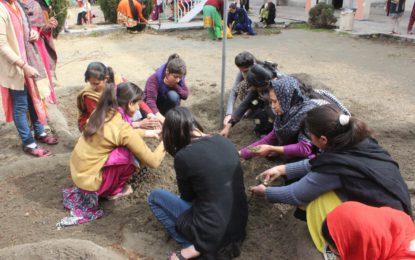 Hashoo Foundation's Youth Development Center celebrates Plantation Day