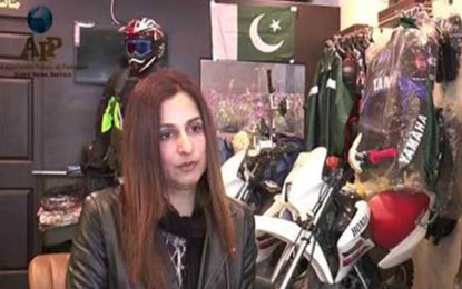 Uzma says Pakistan safe for foreign mountaineers