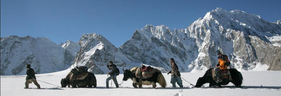 Tourism potential in Ghizer, Gilgit Baltistan