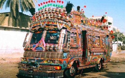 Karachi: Speeding bus kills student from Gilgit Baltistan