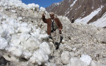 12,000 people stranded as the road to Arkari Valley remains closed since 5th February