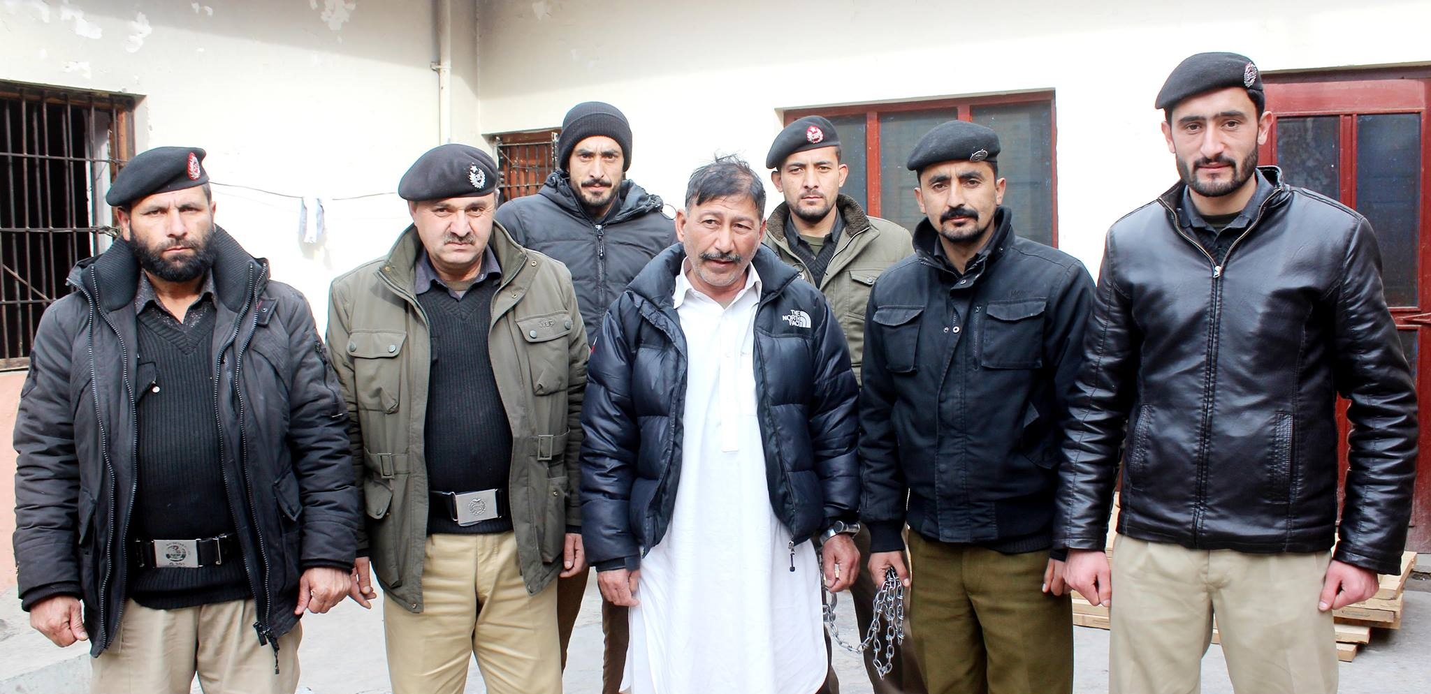 Fake colonel arrested in Gilgit