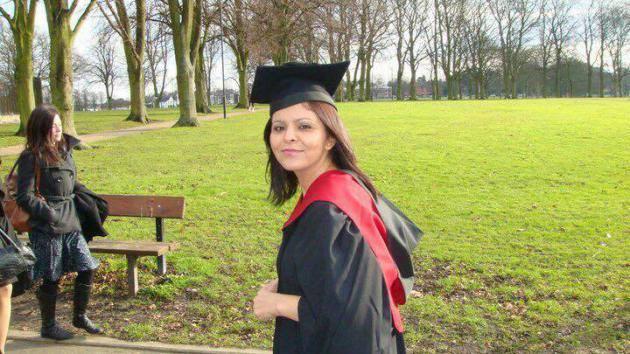 Senior Civil Judge Amna Zamir receives UK Alumni Award for Professional Excellence