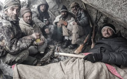 Romanian trophy hunter is smitten by the love he received in this Pakistani mountain village