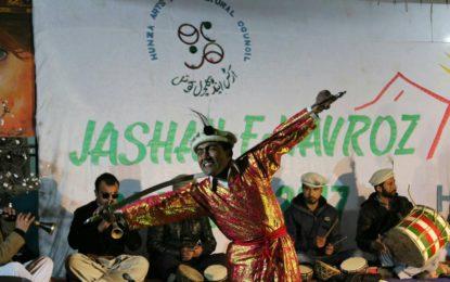 Pictorial: Hunza Arts Council celebrates Navroz
