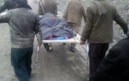 Road blockade compounds health woes of the residents of Laspur Valley, Chitral