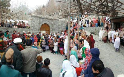 Pictorial: Navroz celebration in Karimabad, Hunza