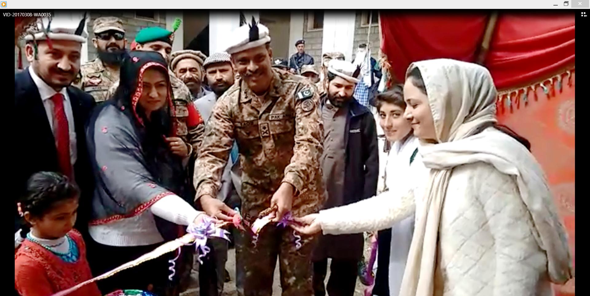 Women's Day celebrated in Gilgit
