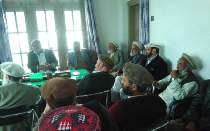 Chitral: Locals meet to develop Village Council Development Plan