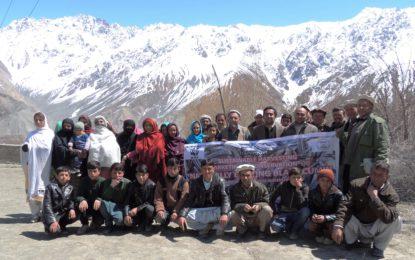 Training workshop about wild black cumin held in Laspoor Valley