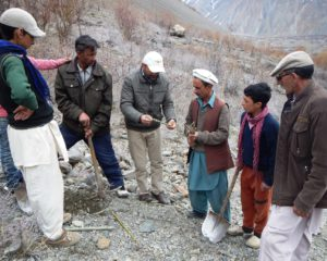 46 locals from Rumboor trained in better fodder management