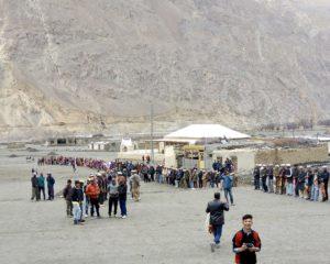 Barefoot Peace Walk: Qudrat Ali reaches native village Shimshal