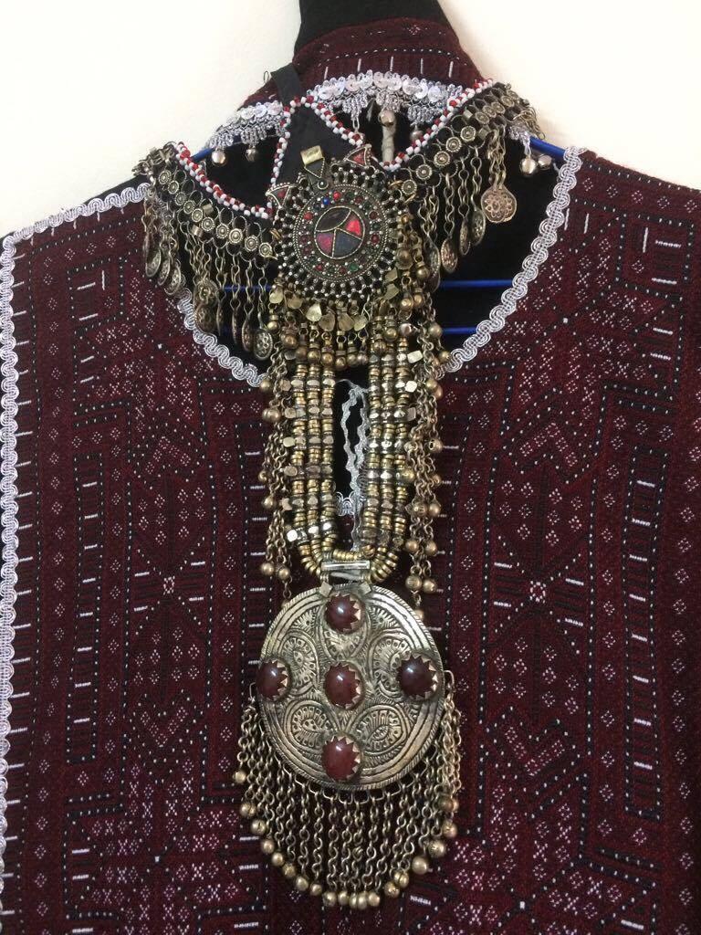Traditional women's dresses of Gilgit-Baltistan