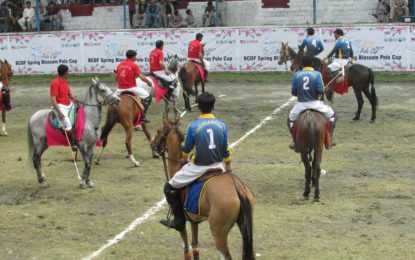 Polo's decline in Hunza