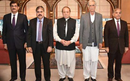Absence of Gilgit-Baltistan Chief Minister in OBOR Forum triggers strong reaction