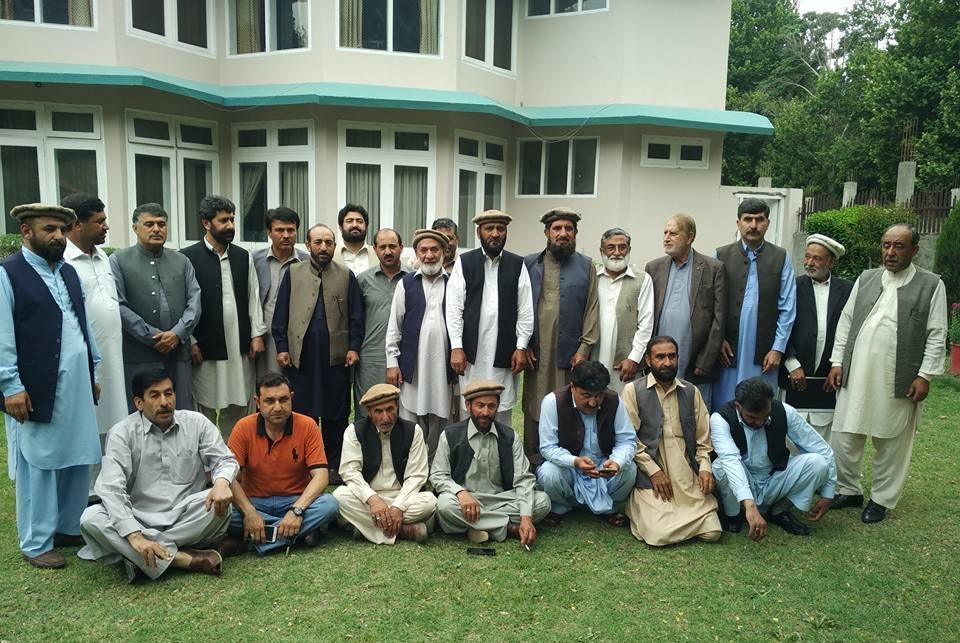 Elders of Diamer, Astore and Nagar reach peace deal