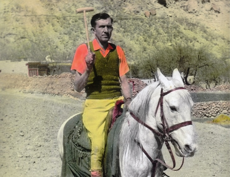 A tribute to the legendary Polo player Late Shah Gul Aziz