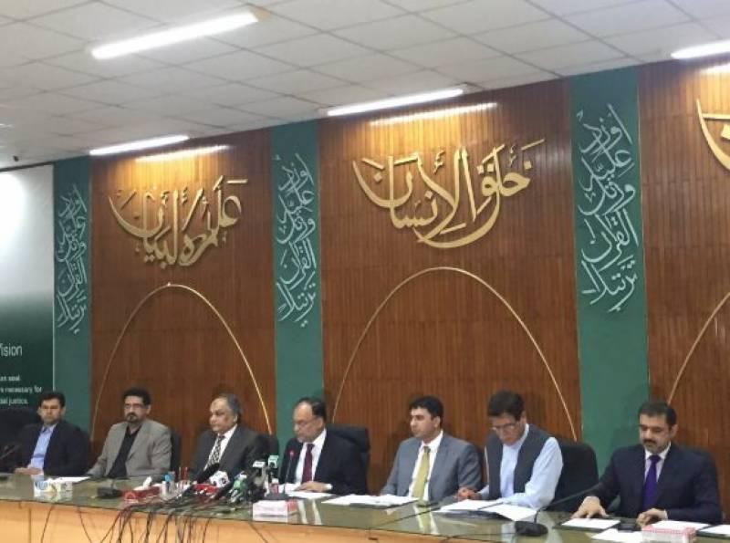 Budget of Gilgit Baltistan has been enhanced from 9 billion to 15 billion