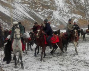 Last horsemen of Hunza: Pakistan Buzkashi game faces final whistle