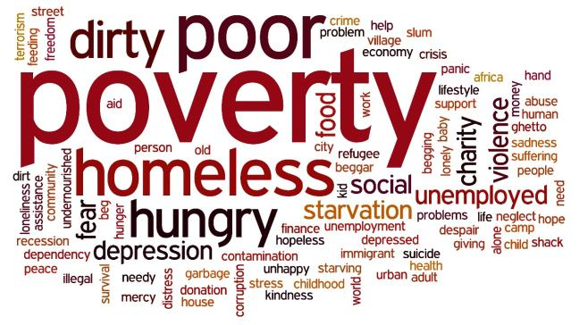 Poverty: Emotion and Readers Experience Guilt