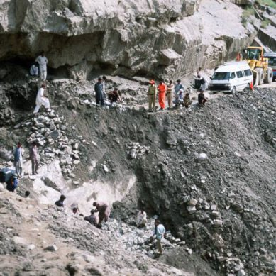 Gilgit-Skardu Road: The Lifeline of Baltistan