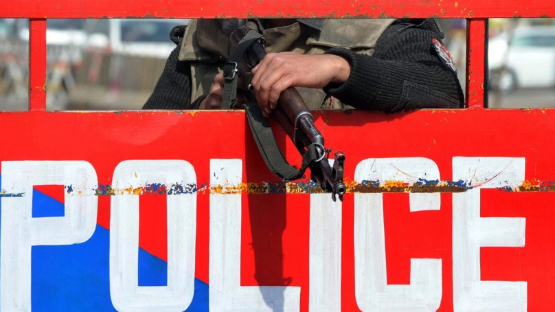 Gilgit Police arrests four people on terror suspicion