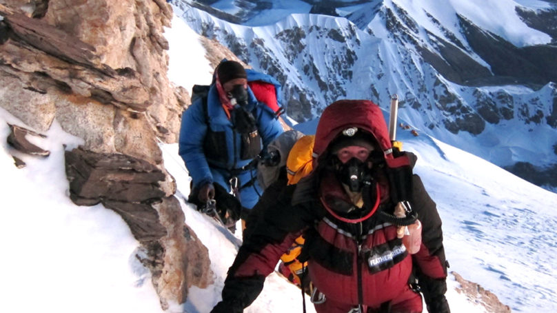 Vanessa O'Brien becomes the first American woman to summit K2