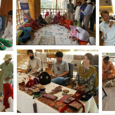 KADO trains 100 special people in different skills