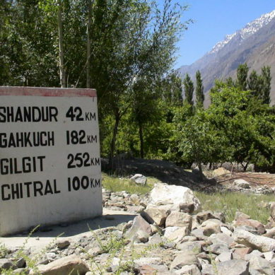 Three Gilgit-Baltistan related road projects approved by CPEC Joint Working Group