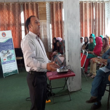 Role of youth in nation building discussed during seminar organized by 'GB Pride'