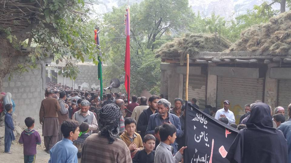 10th Muharram processions and congregations peacefully ...
