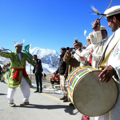 Hunza hosts a rousing ceremony to kick off the Pakistan Motor Rally