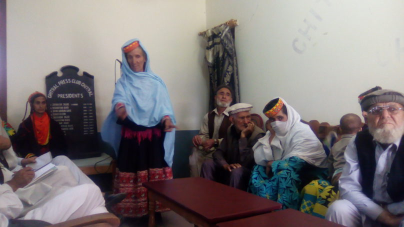 Kalash villagers accuse local influential person, police, of depriving them of their ancestral property