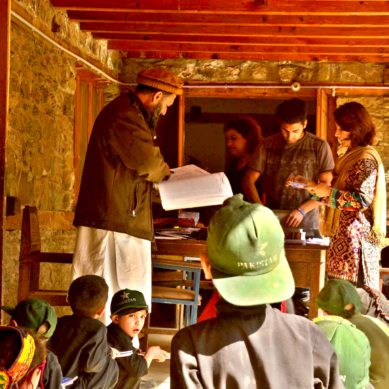 Living the dream – Helping Students in Kalash