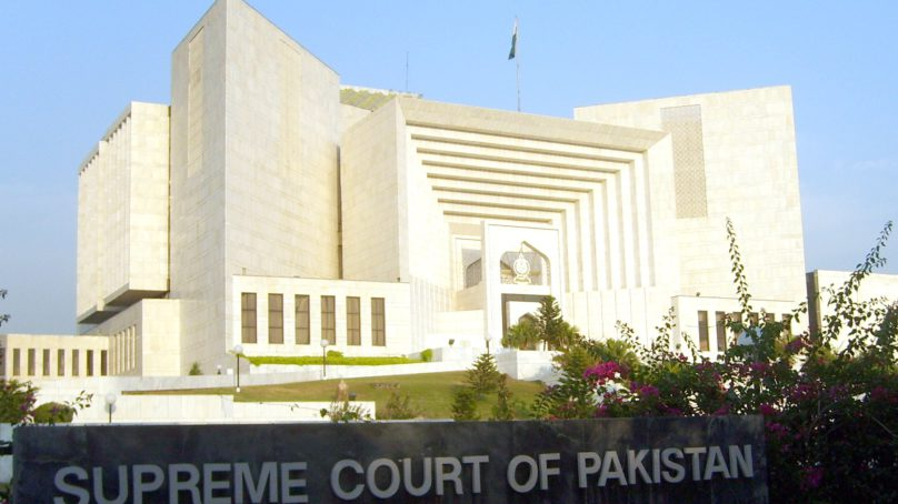 No dispute over Gilgit-Baltistan being a part of Pakistan, Chief Justice of Pakistan