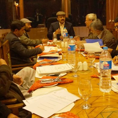 Scaling up nutrition through educational institutions in Gilgit-Baltistan