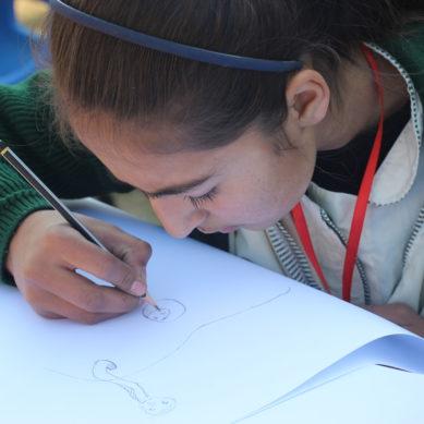 NAB organizes anti-corruption painting competition in Gilgit