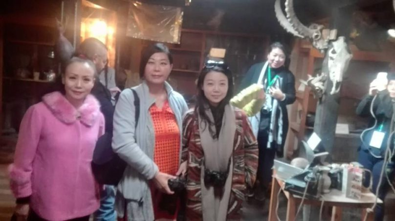CPEC cultural caravan starts journey from Khunjerab Pass