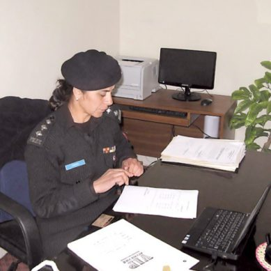 Gilgit-Baltistan gets first ever woman SP