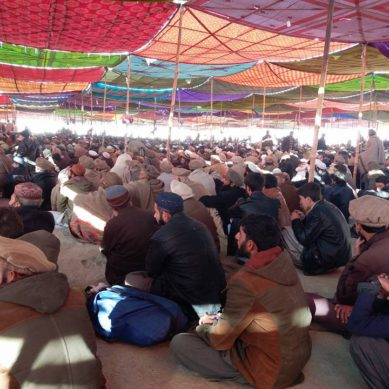 Chilas Tableeghi Ijtima concludes