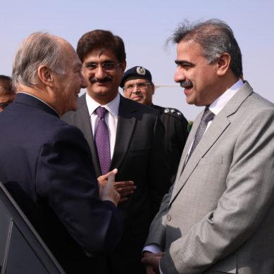 [Video] His Highness Prince Karim Aga Khan Concludes Pakistan Visit
